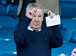 LIVERPOOL, ENGLAND - Sunday, September 16, 2018: Former Everton player and manager Colin Harvey during the FA Premier League match between Everton FC and West Ham United FC at Goodison Park. (Pic by David Rawcliffe/Propaganda)