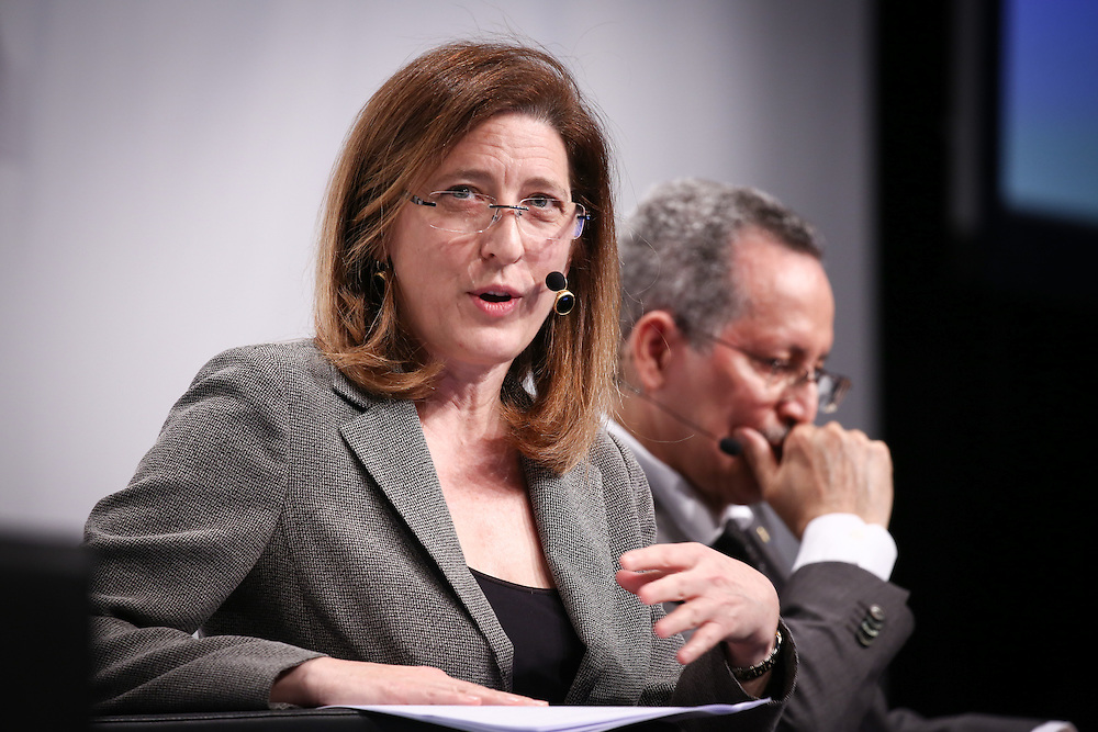 20160615 - Brussels , Belgium - 2016 June 15th - European Development Days - Climate and development - Getting to zero poverty and zero emissions - Stephanie J. Miller , Director , Western Europe , International Finance Corporation © European Union