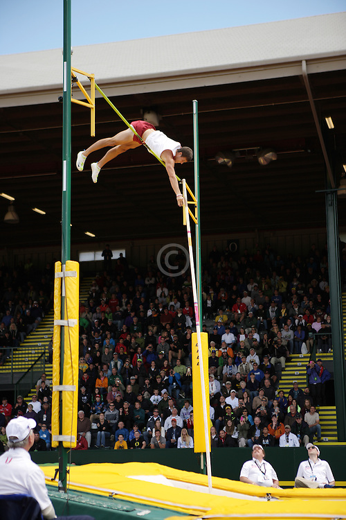 Olympic Trials Eugene 2012: Decathlon, pole vault, Lazas