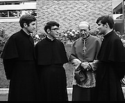Ordinations at St Patrick's College, Drumcondra.28/05/1970