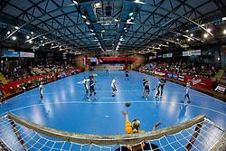 Slovenija vs Belorusija at Women European Championships Qualifying handball match between National Teams of Slovenia and Belarus, on October 17, 2009, in Kodeljevo, Ljubljana.  (Photo by Vid Ponikvar / Sportida)