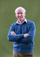 David Crane is an American writer and producer.<br /> Edinburgh International Book Festival 2014 photos taken in Charlotte Square Gardens. Edinburgh. Pako Mera 11/08/2014