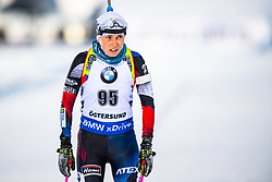 March 8, 2019 - –Stersund, Sweden - 190308 Eva Puskarcikova of Czech Republic looks dejected after the Women's 7.5 KM sprint during the IBU World Championships Biathlon on March 8, 2019 in Östersund..Photo: Petter Arvidson / BILDBYRÃ…N / kod PA / 92247 (Credit Image: © Petter Arvidson/Bildbyran via ZUMA Press)