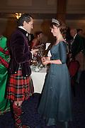 WILL RAMSAY; SUSANNAH GURDEN, The Royal Caledonian Ball 2013. The Great Room, Grosvenor House. Park lane. London. 3 May 2013.