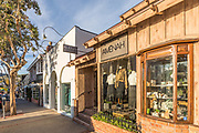 Amenah Boutique Clothing Store in the Village on PCH in Laguna Beach