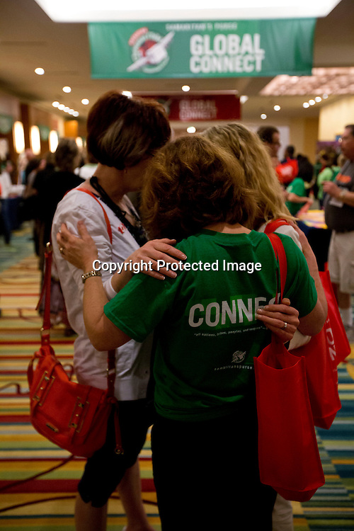 04 April 2013:Operation Christmas Child Global Connect Conference in Orlando FL.