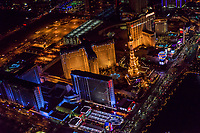 Bally's, Paris & Planet Hollywood Hotels, Las Vegas Boulevard