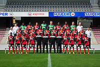 Equipe Guingamp - 16.09.2014 - Photo officielle Guingamp - Ligue 1 2014/2015<br /> Photo : Philippe Le Brech / Icon Sport