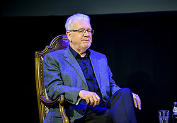Scottish Brexit secretary Mike Russell MSP talked candidly to an audience at the Edinburgh Fringe in the show 'In conversation with... Mike Russell' hosted by comedian Susan Morrison.<br /> <br /> &copy; Dave Johnston/ EEm