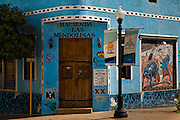 Colorful bar in Mayaguez Puerto Rico