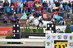 Zoer Albert (NED) - Gigolo<br /> Maimarkt Turnier Mannheim 2015<br /> © Hippo Foto - Karl Heinz Frieler<br /> 03/05/15