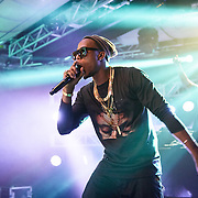 B.o.B., iHeartRadio Theater (12-17-13)