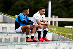 Ben Te'o of England looks on - Mandatory by-line: Robbie Stephenson/JMP - 08/03/2019 - RUGBY - England - Training session ahead of Guinness Six Nations match against Italy