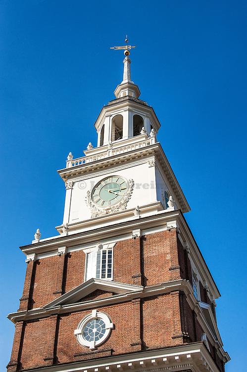 Independence Hall, Philadelphia, Pennsylvania, USA