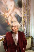 Bianca Pizzorno, Italian writer, presents her book - La vita sessuale dei nostri antenati, Mondadori publisher - at Nonostantemarras, Milan, April 5, 2016. &copy; Carlo Ceerchioli<br /> <br /> Bianca Pizzorno, scrittrice, presenta il suo libro, La vita sessuale dei nostri antenati (Mondadori), allo spazio Nonostantemarras, Milano 5 aprile 2016.