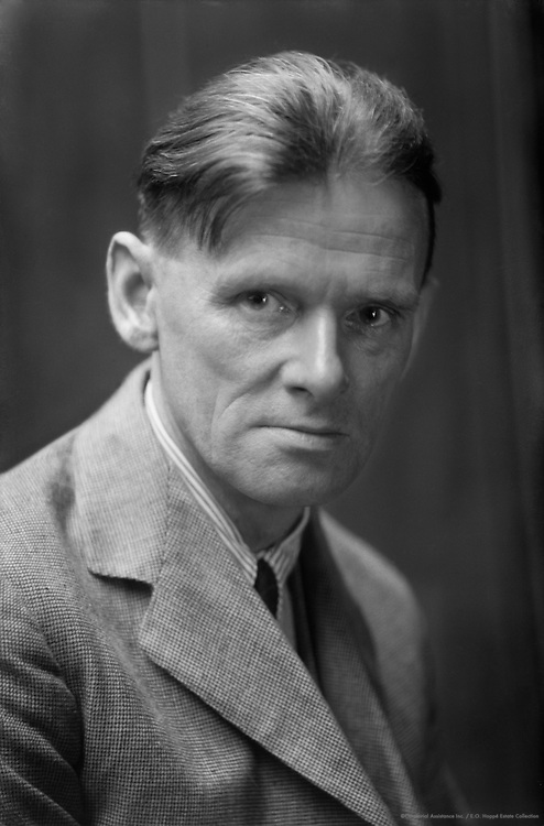 Chris Massie, English Author, 1927