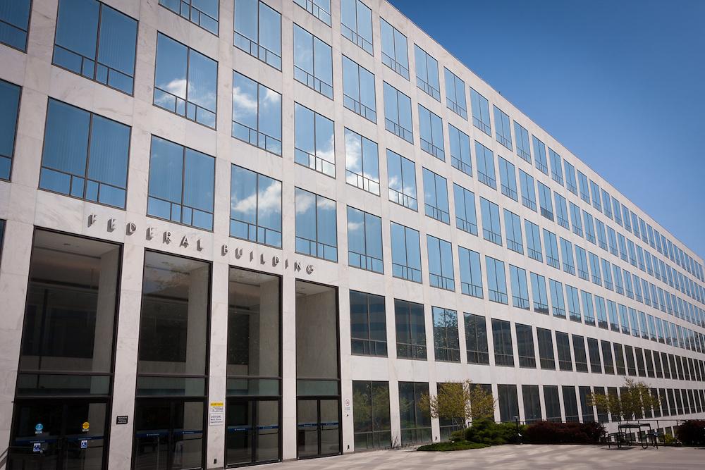 A federal building in Washington, D.C.