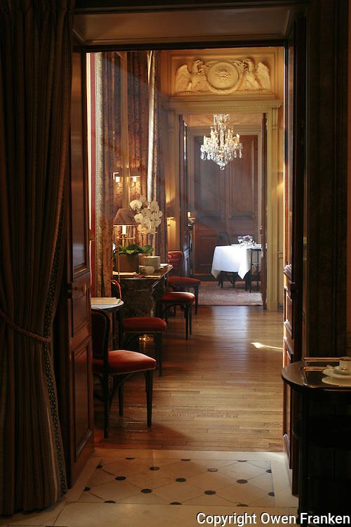 Restaurant l'Ambroisie, Paris Place des Vosges