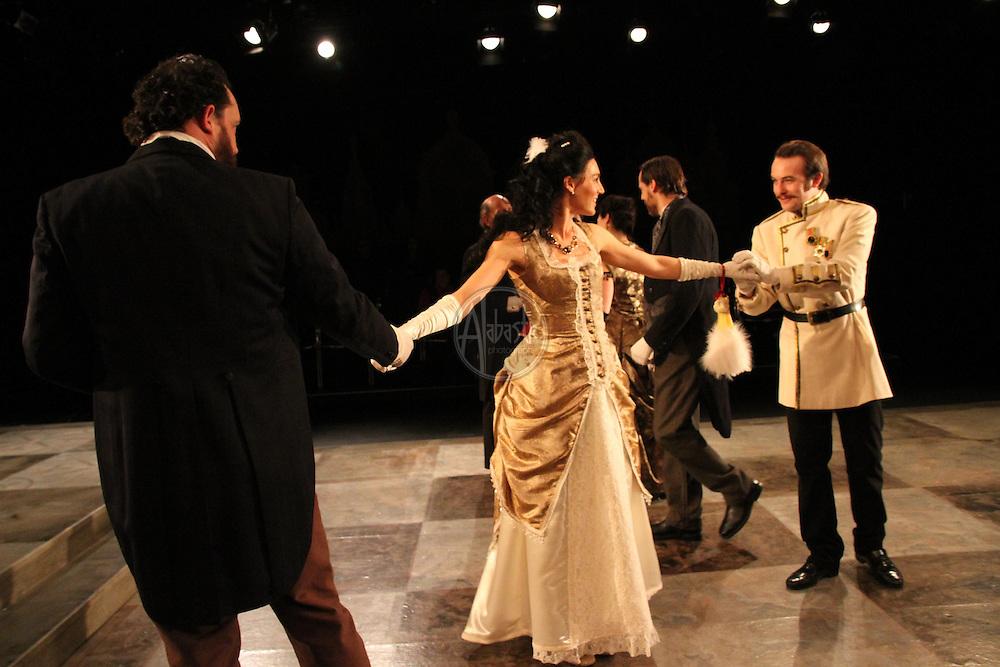 Book It Repertory Theatre production of Anna Karenina.
