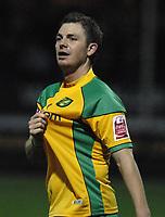 Photo: Ashley Pickering/Sportsbeat Images.<br /> Colchester United v Norwich City. Coca Cola Championship. 15/12/2007.<br /> Jamie Cureton celebrates his equaliser for Norwich