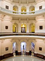 Rotunda, Texas State Capitol, Austin, Texas