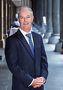 Corporate portraits of Grant Patterson, MD for Providence Wealth, 20 Martin Place, Sydney.