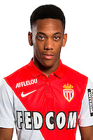 Anthony MARTIAL - 29.08.2014 - Photo officielle Monaco - Ligue 1 2014/2015<br /> Photo : Stephane Senaux / AS Monaco / Icon Sport