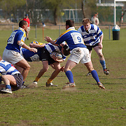 Halve Finale rugby RC Hilversum - Den Haag