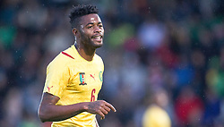29.05.2014, Kufstein Arena, Kufstein, AUT, FIFA WM, Testspiel, Kamerun vs Paraguay, im Bild Song Alexandre (Kamerun) // Song Alexandre (Kamerun) during friendly match between Cameroon and Paraguay for Preparation of the FIFA Worldcup Brasil 2014 at the Kufstein Arena in Kufstein, Austria on 2014/05/29. EXPA Pictures © 2014, PhotoCredit: EXPA/ JFK