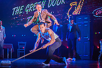 High energy dance show FLASH MOB, which stars outstanding talent that has emerged from TV dance shows over the past few years, returns for a second season at Sadler&rsquo;s Wells&rsquo; Peacock Theatre from 27 May - 8 June 2014 ahead of a UK tour. Directed by Olivier nominee Nick Winston (Loserville, I Dreamed A Dream, Horrid Henry), the show features a huge range of dance styles from Latin to lockin&rsquo;, Celtic to contemporary and street dance to salsa.<br /> <br /> The 2014 line-up includes Kevin Clifton and Karen Hauer from Strictly Come Dancing; world street dance champions Flawless from Britain&rsquo;s Got Talent; and Olivier Award-nominated Tommy Franz&eacute;n from So You Think You Can Dance. They appear alongside Alleviate and Brosena from Got To Dance, who return to FLASH MOBTM for a second time, following a successful three week run in 2012.Dancers are  Kevin Clifton, Karen Hauer, Flawless, Tommy Franzen, Alleviate (Renako McDonald and Nicolette Whitley) and Brosena (Tom Brosnan and Erin Trevena)
