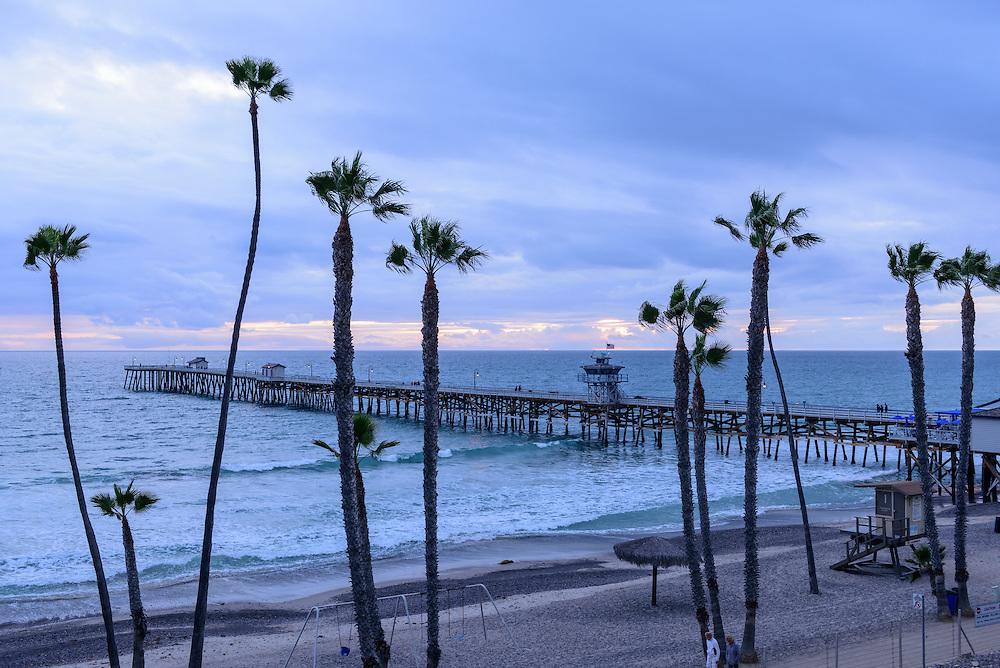 San Clemente Pier, San Clemente, CA