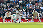 Ishant Sharma of India batting during day two of the fourth SpecSavers International Test Match 2018 match between England and India at the Ageas Bowl, Southampton, United Kingdom on 31 August 2018.
