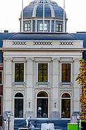 DEN HAAG - Paleis Huis ten Bosch staat in de steigers wegens een verbouwing. Het paleis wordt in een keer verbouwd voor een bedrag van 59 miljoen euro. huis van koning willem alexander en koningin maxima copyrught robin utrecht  ROBIN UTRECHT
