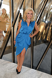 KATHERINE JENKINS at the launch of the Odabash Macdonald Resort 2014 swimwear collection at ME Hotel, London on 25th June 2013.