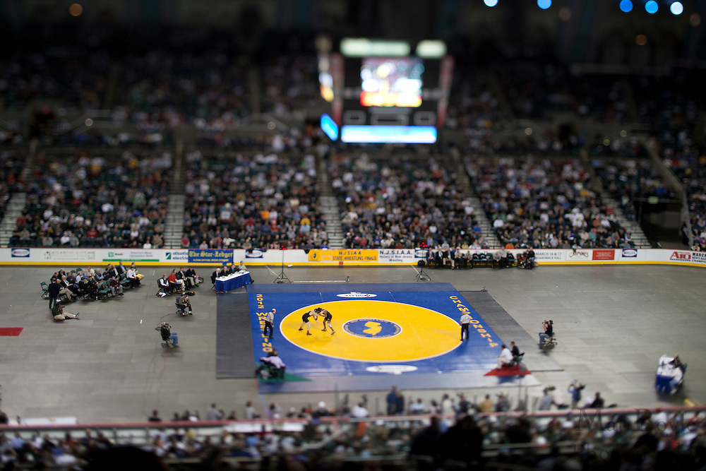 NJSIAA State Wrestling finals at Boardwalk Hall in Atlantic CIty on Sunday March 4, 2012. (photo / Mat Boyle)