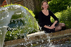 17-05-2014 NED: Portret Joelle Staps, Amersfoort<br /> Joelle Staps, Algemeen directeur van de Nederlandse Volleybal Bond