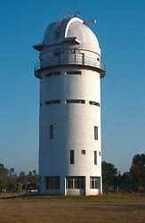 Observatory at Punjabi University; Patiala; Punjab; India,
