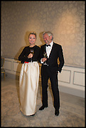 ELENA PETROKOV; IGOR PETROKOV, The Old Russian New Year's Eve Gala. In aid of the Gift of Life foundation. Savoy Hotel, London. 13 January 2015.