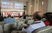 Houston ISD Student Congress TEDx event held at Rice University, April 9, 2016.