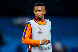 Gabriel Jesus of Manchester City - Mandatory by-line: Robbie Stephenson/JMP - 19/09/2018 - FOOTBALL - Etihad Stadium - Manchester, England - Manchester City v Lyon - UEFA Champions League Group F