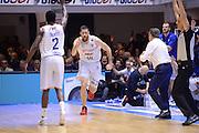 DESCRIZIONE : Brindisi  Lega A 2015-16 Enel Brindisi Olimpia EA7 Emporio Armani Milano<br /> GIOCATORE : Andrea Zerini<br /> CATEGORIA : Ritratto Esultanza Mani Arbitro Referee<br /> SQUADRA : Enel Brindisi<br /> EVENTO : Enel Brindisi Olimpia EA7 Emporio Armani Milano <br /> GARA :Enel Brindisi Olimpia EA7 Emporio Armani Milano<br /> DATA : 10/04/2016<br /> SPORT : Pallacanestro<br /> AUTORE : Agenzia Ciamillo-Castoria/M.Longo<br /> Galleria : Lega Basket A 2015-2016<br /> Fotonotizia : Enel Brindisi Olimpia EA7 Emporio Armani Milano<br /> Predefinita :