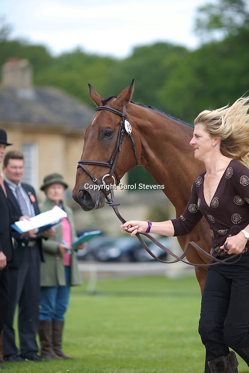 Equi-Trek Bramham International Horse Trials 2012<br />