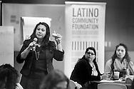 Latino Community Foundation, Latino Giving Circle Network Retreat at Google - 1600 Amphitheatre Pkwy, Mountain View, CA 94043