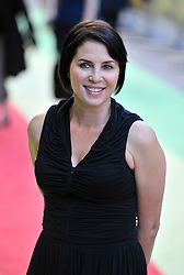 © licensed to London News Pictures. London, UK.  09/05/11. Sadie Frost attends the London premiere of Fire in Babylon in Leicester Square . Please see special instructions for usage rates. Photo credit should read AlanRoxborough/LNP