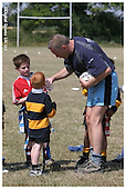 Worcester Warriors Premier Rugby Camp. Sixways - 03-08-2006