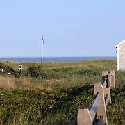 A view of the ocean at Madaket Beach, Nantucket, Nantucket Island, Massachusetts, USA. Photo Tim Clayton