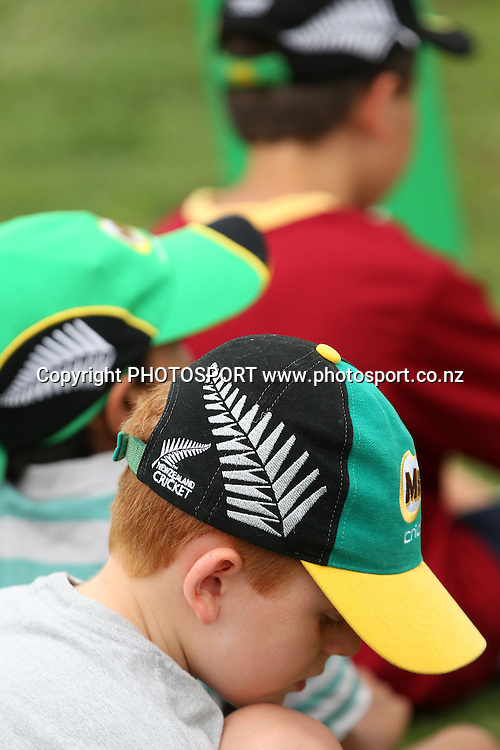 Activities at the National Bank's National Cricket Club ( NCC ) Supercamp, Parnell Cricket Club, Auckland, Friday 4 February 2011. Photo: Andrew Cornaga/photosport.co.nz