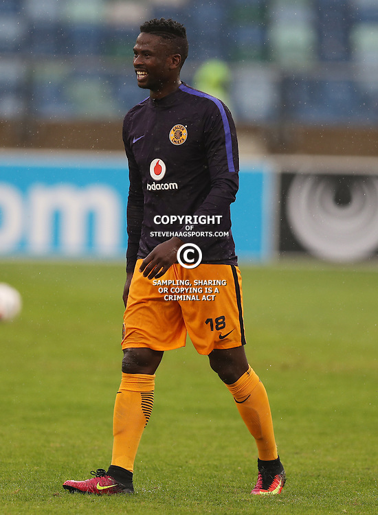 Kgotso Moleko of Kaizer Chiefs during the Telkom Knockout quarterfinal  match between Kaizer Chiefs and Free State Stars at the Moses Mabhida Stadium , Durban, South Africa.6 November 2016 - (Photo by Steve Haag Kaizer Chiefs)