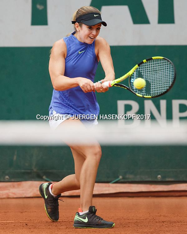 CATHERINE BELLIS (USA)<br /> <br /> Tennis - French Open 2017 - Grand Slam / ATP / WTA / ITF -  Roland Garros - Paris -  - France  - 3 June 2017.