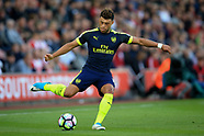 Southampton v Arsenal 10 May 2017